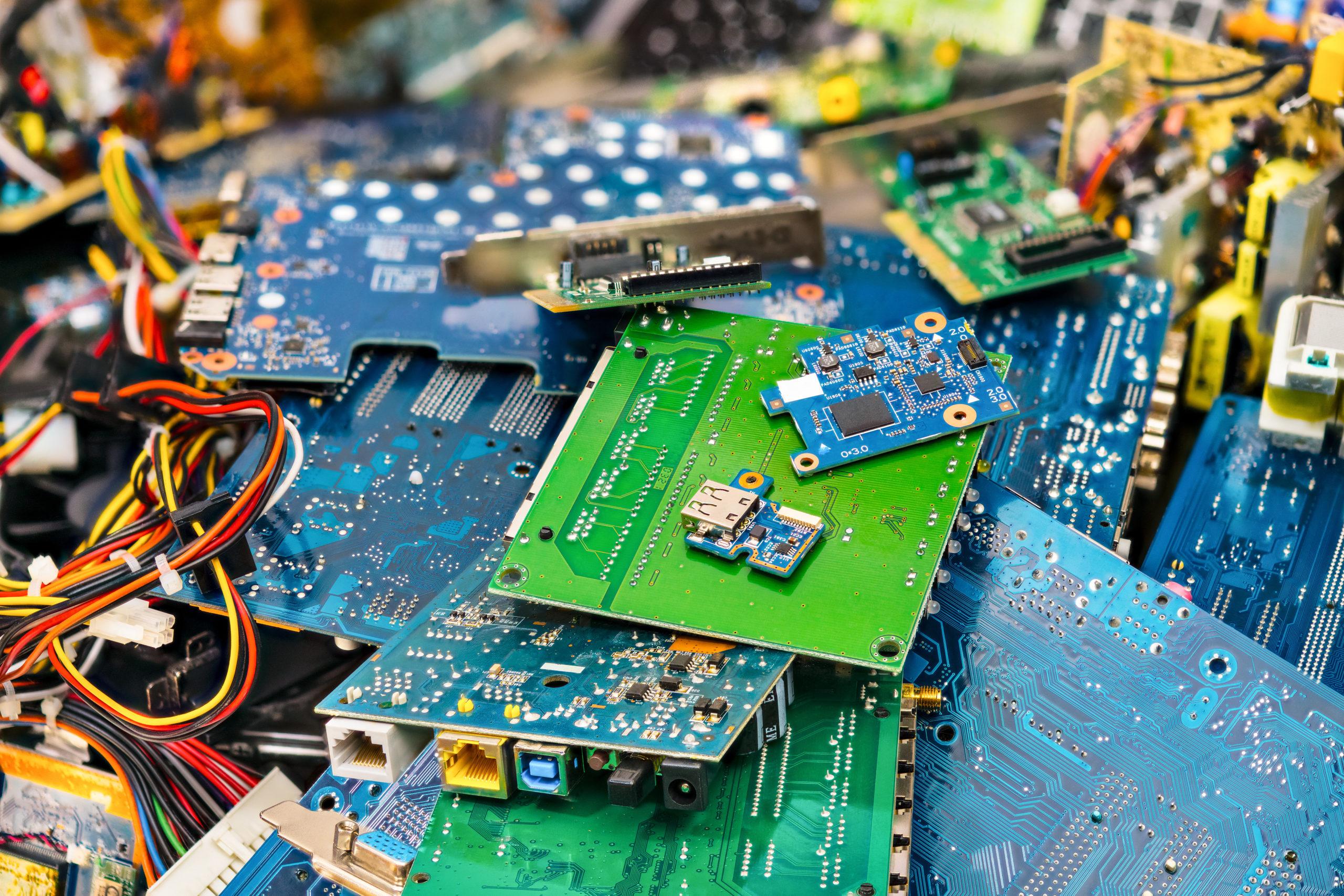 Image Déchets_Informatiques AdobeStock